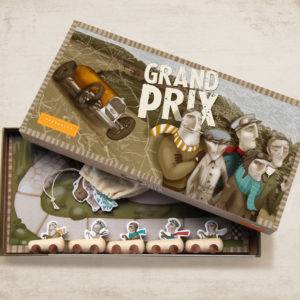 Grand Prix - the beginning