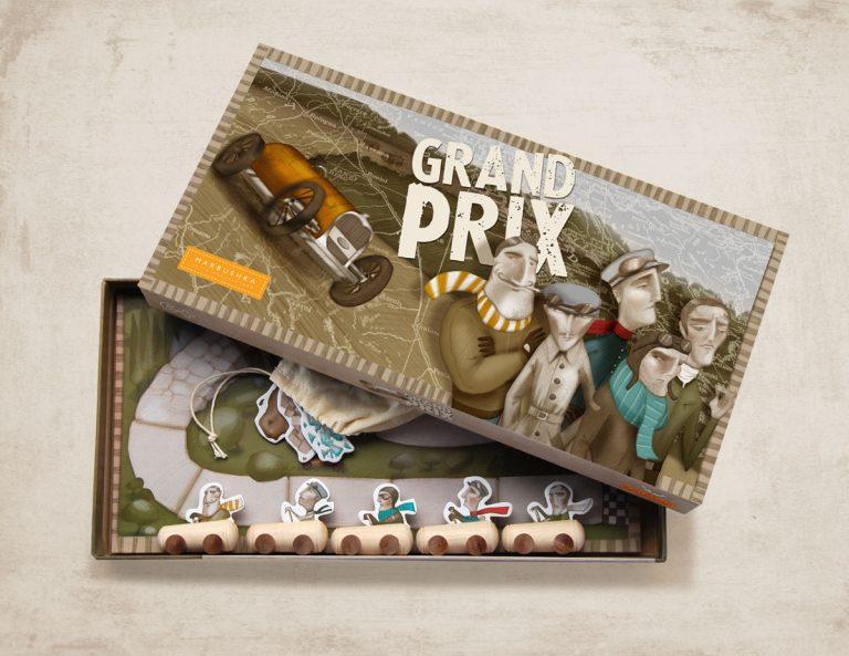 Grand Prix - the beginning
