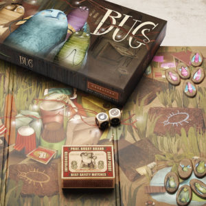 Bugs – team game