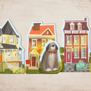Dogs & Homes